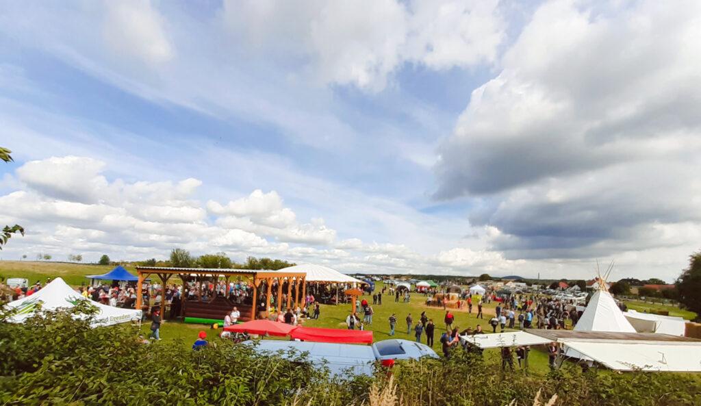 Das Wermsdorfer Bisonfest